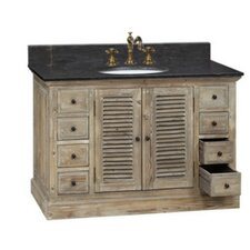 "WK Series 49"" Single Bathroom Vanity Set"