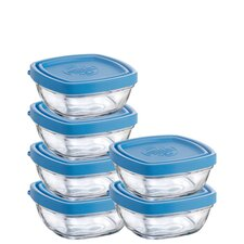 "Lys 5.5"" Square Bowl (Set of 12)"