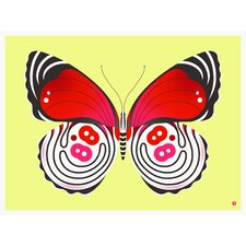 Limited Edition '88 Butterfly' by Bee Things Graphic Art