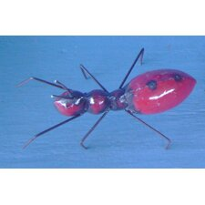 Small Red Ant Statue
