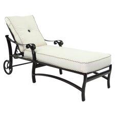 Bellanova Chaise Lounge with Cushion