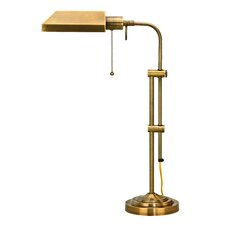 "Pharmacy 26"" H Table Lamp with Novelty Shade"