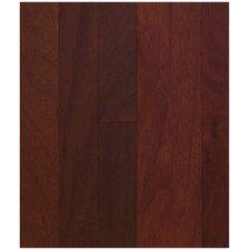 """3"""" Engineered Padouk Hardwood Flooring in Natural (Set of 10)"""