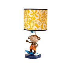 "Laguna 18"" Table Lamp with Drum Shade"