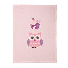 Bird Stack Plush Blanket
