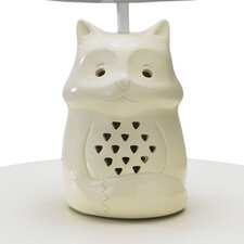 "Fox 8"" H Table Lamp Base"