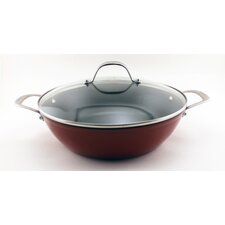 CookNCo Oval Braiser with Lid
