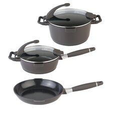 Virgo 4-Piece Cookware Set