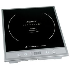 """Tronic 11.75"""" Electric Induction Cooktop with 1 Burner"""