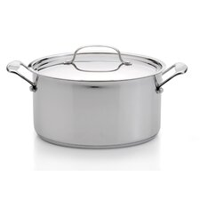 Earthchef 8-qt. Premium Stock Pot with Lid