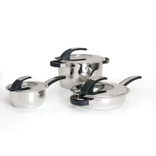 Virgo 6 Piece Cookware Set