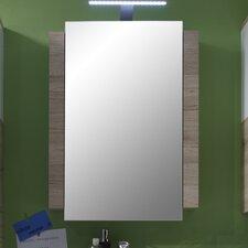 60 x 80 cm Spiegelschrank Groove