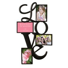 Love Collage Wall Picture Frame