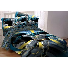 Batman 3 Piece Twin Comforter Set