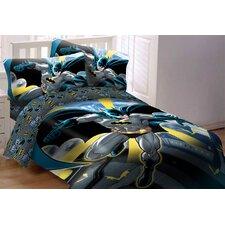 Batman 4 Piece Full Comforter Set