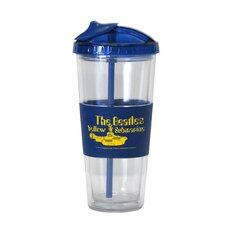 Beatles Yellow Submarine No-Spill Straw Tumbler