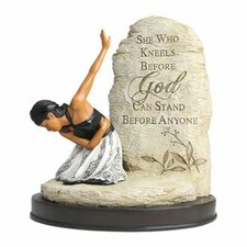 She Who Kneels Figurine