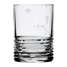 M80x6 12 Oz. Water Glass (Set of 2)