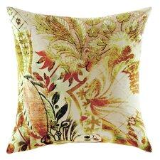 Michaila Floral Print Throw Pillow