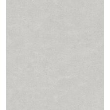 """Factory II 20.5"""" x 396"""" Vinly Roll in Light Gray Stucco Textured"""