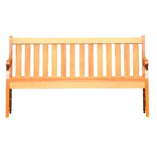 Baltic Wood Garden Bench