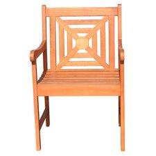 Malibu Dining Arm Chair