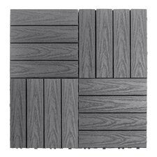 Outdoor Deck Tiles Amp Planks Wayfair