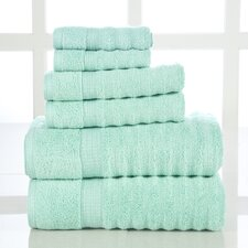 Elegance Spa 6 Piece Towel Set
