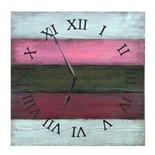 "Roman Rose 27"" Oversized Wall Clock"