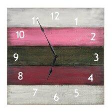 "White Rose 27"" Oversized Wall Clock"