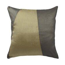 Double Decker Euro Sham Throw Pillow