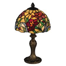 "Teller 14"" H Table Lamp with Bowl Shade"