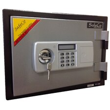 2 Hr Electronic Lock Home Fireproof Safe