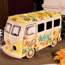 Hippie Days Van Cookie Jar