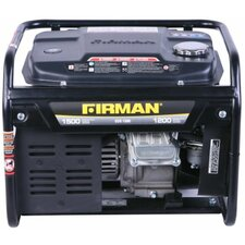 1500 Watt Gas Generator