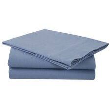 Combed Cotton Luxury Flannel Sheet Set