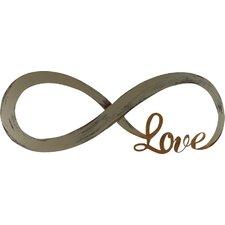 Infinite Love Wall Décor
