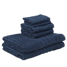 Wayfair Basics Egyptian Cotton 6 Piece Towel Set