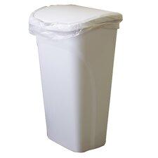 Wayfair Basics 10 Gal. Dual Swing Trash Can