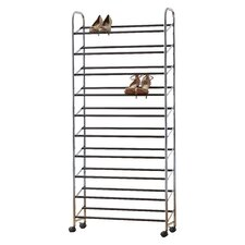 Wayfair Basics Rolling Shoe Tower