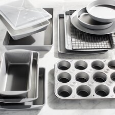 Wayfair Basics Non-Stick 13 Piece Bakeware Set