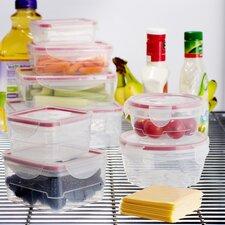 Wayfair Basics 16-Piece Plastic Food Storage Container Set