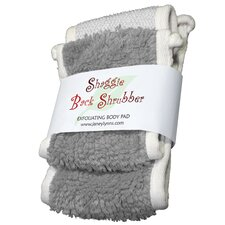 Shaggie Spa Shrubber Bath Towel