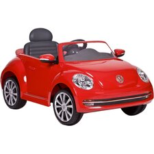 VW Beetle 6V Battery Powered Car