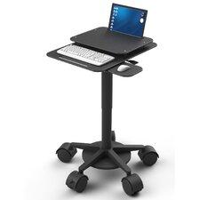 Height Adjustable Mobile Laptop Cart