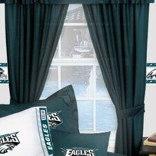 NFL Philadelphia Eagles Drape Panels (Set of 2)