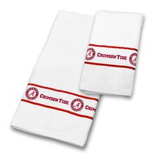 Alabama University 2 Piece Towel Set