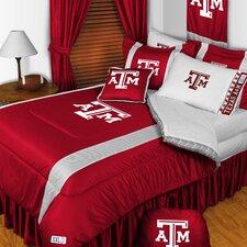 NCAA Texas A&M Sidelines Comforter