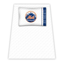 New York Mets Micro Fiber Sheet Set