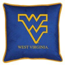 NCAA West Virginia Sidelines Throw Pillow